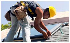 Installation fenêtres de toit